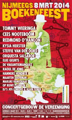 Nijmeegs boekenfeest 2014